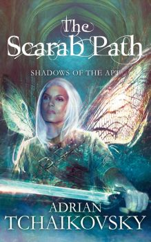 """THE SCARAB PATH. """"Shadows of the Apt"""""""