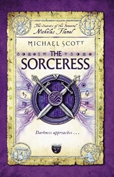 THE SORCERESS : Book 3