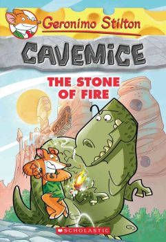 "THE STONE OF FIRE. ""Cavemice"", Book 1"