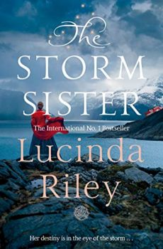 """THE STORM SISTER. """"The Seven Sisters"""", Book 2"""