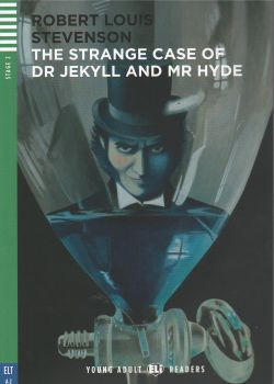 "THE STRANGE CASE OF DR JEKYLL AND MR HYDE. ""Young Adult Eli Readers"", A2 - Stage 2 + CD"