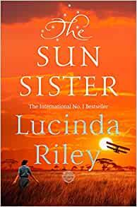 """THE SUN SISTER. """"The Seven Sisters"""", Book 6"""