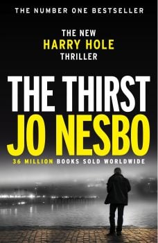 """THE THIRST. """"Harry Hole"""", Book 11"""