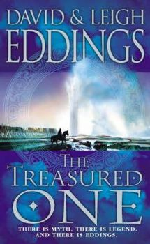 The Treasured One (The Dreamers, Book 2). David Eddings