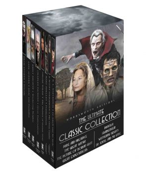 """THE ULTIMATE CLASSIC COLLECTION. """"W-th classics"""""""