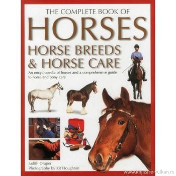 THE ULTIMATE ENCYCLOPEDIA OF HORSES