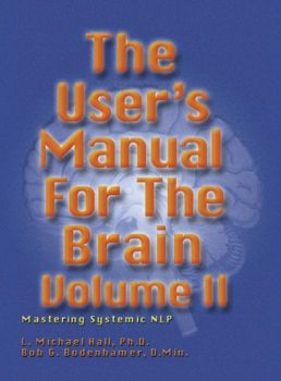 THE USER`S MANUAL FOR THE BRAIN volume II