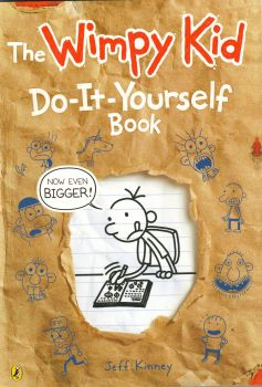 THE WIMPY KID: Do-It-Yourself Book