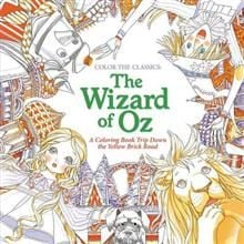 "THE WIZARD OF OZ. ""Color the Classics"""