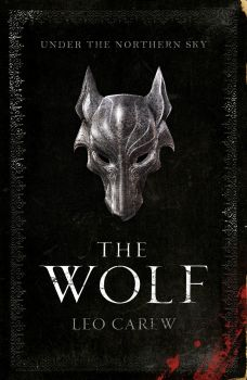 """THE WOLF. """"Under The Northern Sky"""", Book 1"""