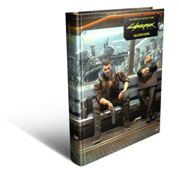 THE CYBERPUNK 2077 : Complete Official Guide - Collector`s Edition