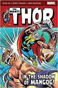 THE MIGHTY THOR: In the Shadow of Mangog!