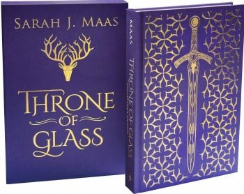 THRONE OF GLASS COLLECTOR`S EDITION
