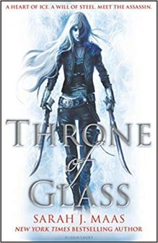 THRONE OF GLASS MINIATURE CHARACTER COLLECTION