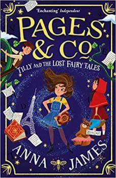 "TILLY AND THE LOST FAIRY TALES. ""Pages & Co."", Book 2"