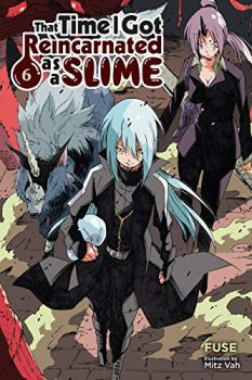 THAT TIME I GOT REINCARNATED AS A SLIME, Vol. 6