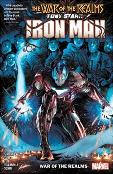 TONY STARK: Iron Man, Volume 3