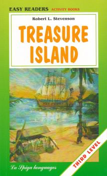 "TREASURE ISLAND. ""La Spiga Languages"", Level 3 (A2/B1)"