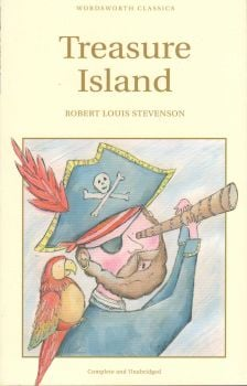 "TREASURE ISLAND. ""W-th classics"" (Robert Louis S"