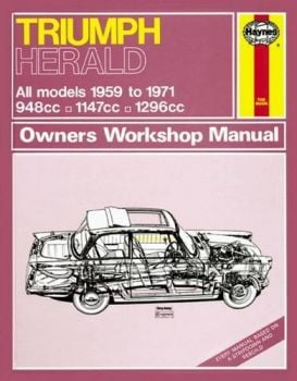 TRIUMPH HERALD OWNER`S WORKSHOP MANUAL
