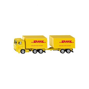 1694 Играчка Truck With Trailer Dhl