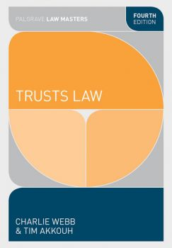 TRUSTS LAW, 4th Edition