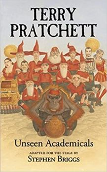 UNSEEN ACADEMICALS: Discworld Novel 37