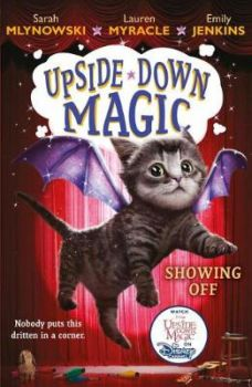 UPSIDE DOWN MAGIC 3: SHOWING OFF