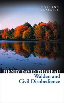 "WALDEN AND CIVIL DISOBEDIENCE. ""Collins Classics"""