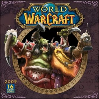 WORLD OF WARCRAFT: 2015 Wall Calendar