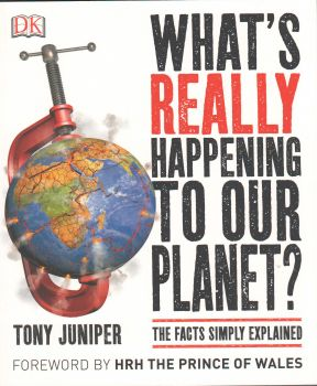 WHAT`S REALLY HAPPENING TO OUR PLANET?
