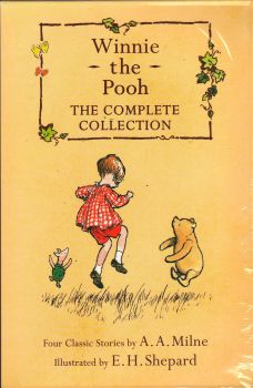 WINNIE THE POOH: The Complete Collection