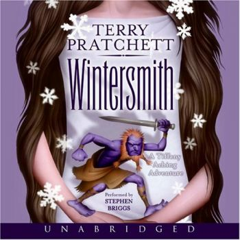 WINTERSMITH: Discworld Novel 35