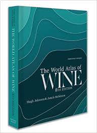 THE WORLD ATLAS OF WINE, 8th Edition