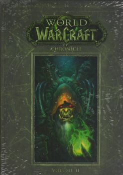 WORLD OF WARCRAFT CHRONICLE, Volume 2