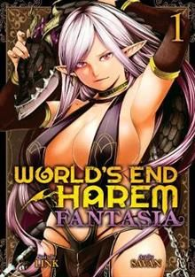 WORLD`S END HAREM: Fantasia, Vol. 1