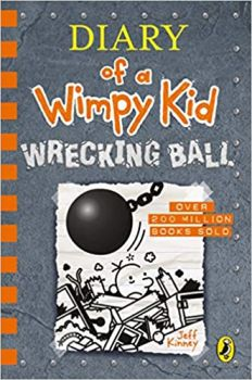 WRECKING BALL: Diary Of A Wimpy Kid