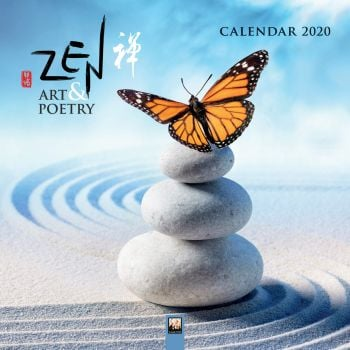 ZEN ART & POETRY 2020. /стенен календар/