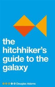 THE HITCHHIKER`S GUIDE TO THE GALAXY