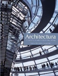 """ARCHITECTURA: Elements of architectural style. """""""