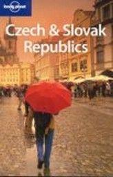 "CZECH & SLOVAK REPUBLICS. 5th ed. ""Lonely Planet"