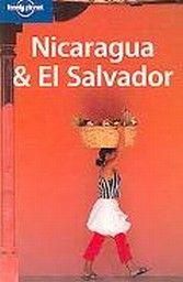 "NICARAGUA & EL SALVADOR. 1st ed. ""Lonely Planet"""