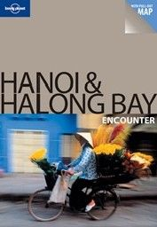 """HANOI & HALONG BAY. with pull-out MAP. 1st ed. """""""