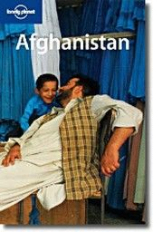 """AFGHANISTAN. 1st ed. """"Lonely Planet"""""""