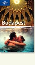 """BUDAPEST. 3rd ed. """"Lonely Planet City Guide"""""""