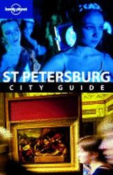 """ST PETERSBURG. 5th ed. """"Lonely Planet"""""""