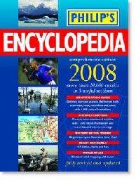 PHILIP`S ENCYCLOPEDIA 2008.