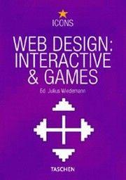 "WEB DESIGN: Interactive & Games. ""Icons"""