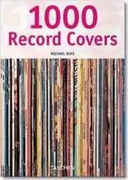 "1000 RECORD COVERS. ""Taschen`s 25th anniversary"