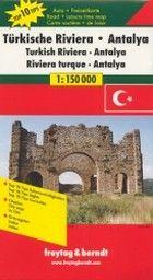 TURKISH RIVIERA: Antalya, Kemer, Fethiye: Raod +